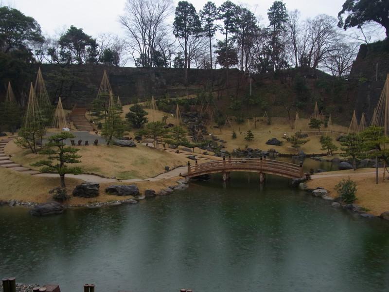 金沢の新名所「金沢城内玉泉院(ギョクセンイン)丸(マル)庭園」を見学して