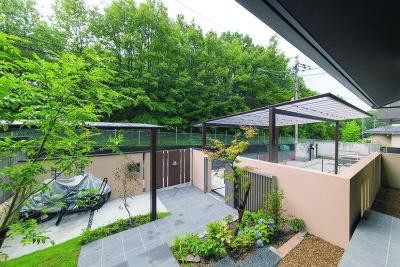 庭空間施工例コンテストの結果発表