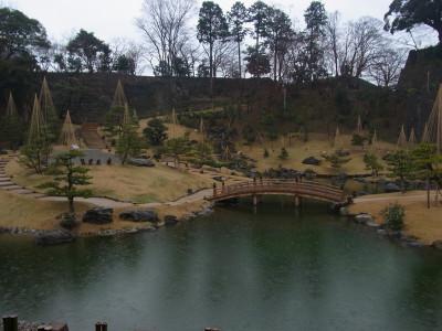 金沢の新名所「金沢城内玉泉院丸庭園」を見学して