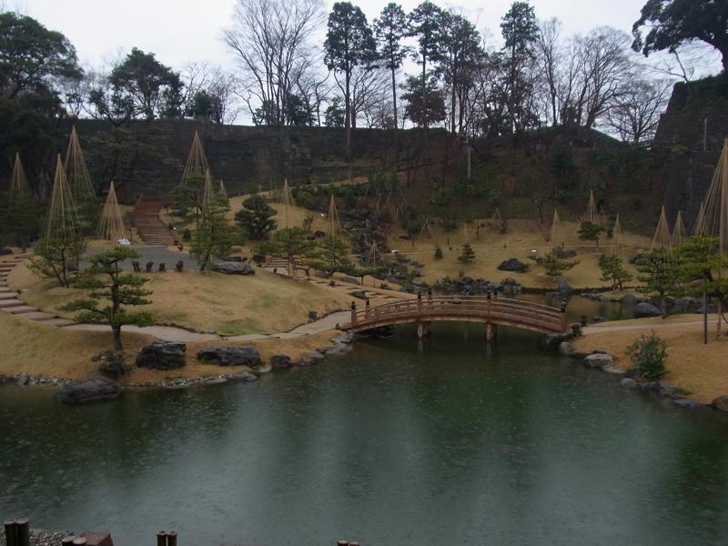 金沢の新名所「金沢城内玉泉院丸庭園」を見学して 上野周三/麻布 植祐