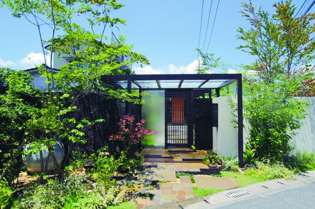 『―新しい庭―』(有)田主丸緑地建設