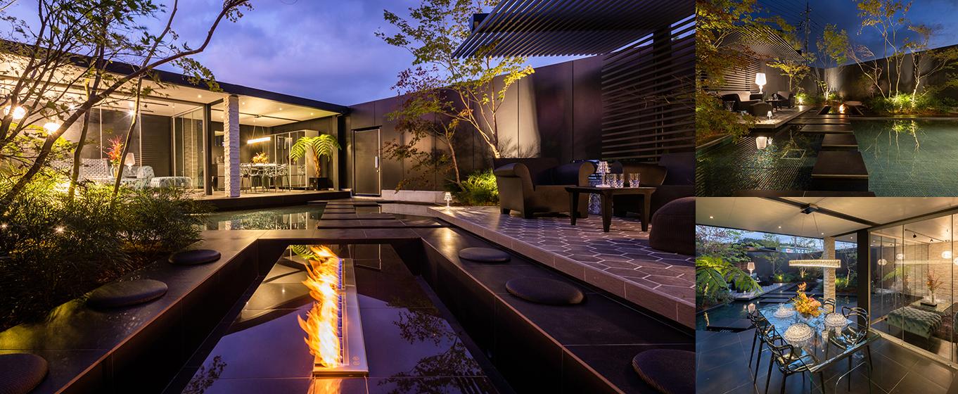 ガーデン大賞は栄和ガーデンに決定/第27回タカショー庭空間施⼯例コンテスト