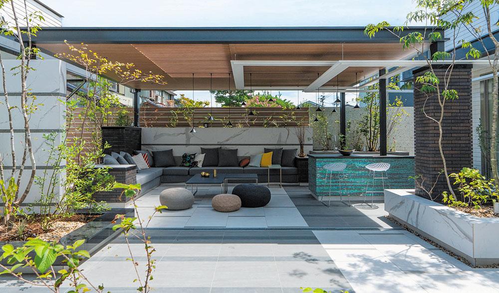 新ブランド「RESONANCE(レゾナンス)」が誕生/庭と住まいが共鳴する空間を/タカショー