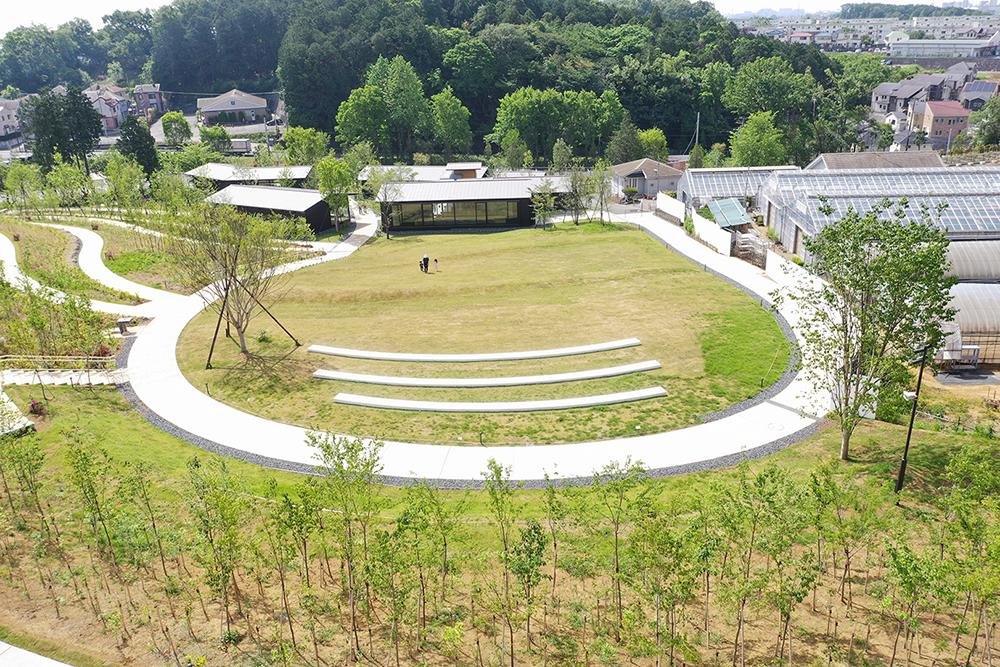 設計作品部門は「町田薬師池公園 四季彩の杜 西園ウェルカムゲート」/2020年度日本造園学会賞