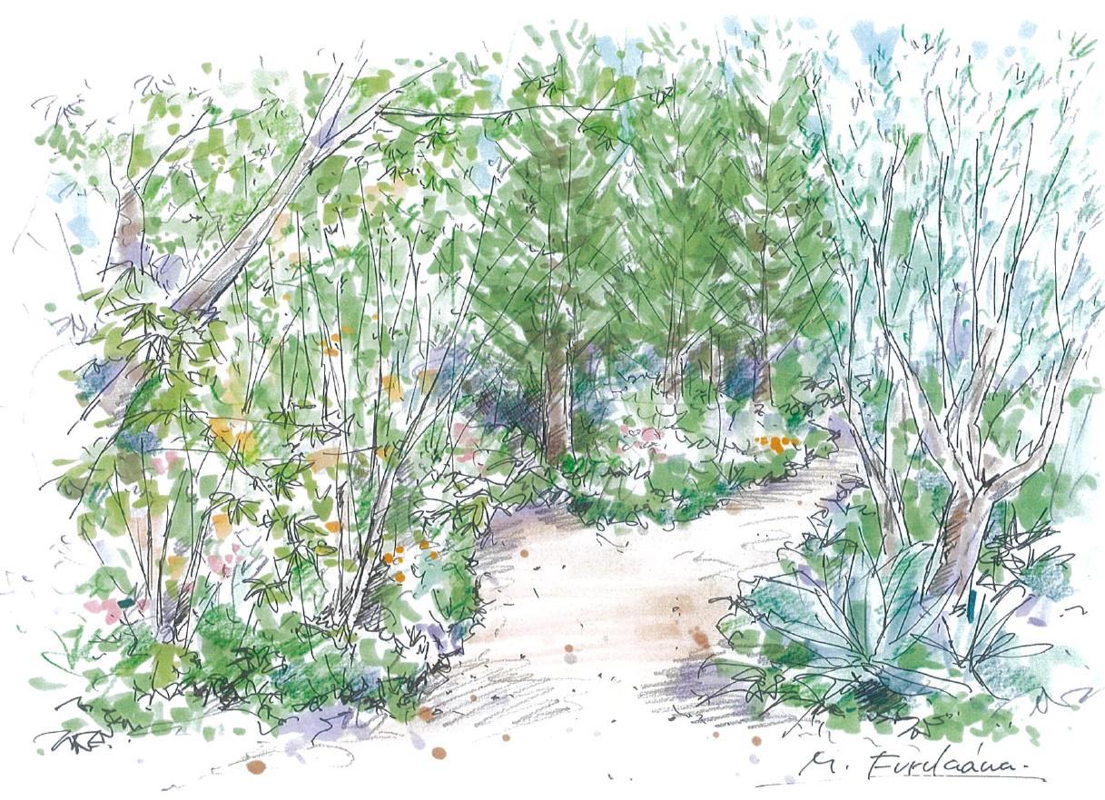 古川庭樹園